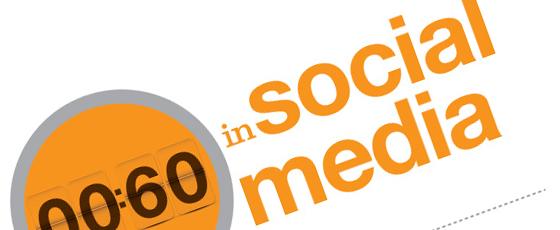 60 secondes sur le web social