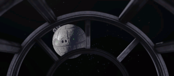 Angry Birds Star Wars Episode IV : No Moon