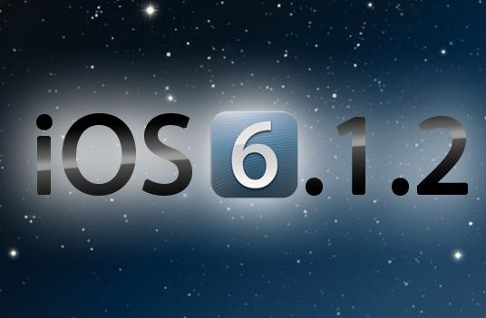 Tutorial jailbreak iOS 6.1.2