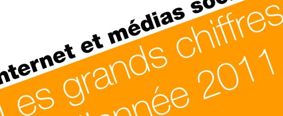 Web et médias sociaux, le bilan 2011