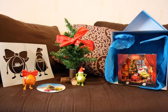 Des cadeaux orientés marketing