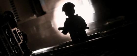 Lego COD MW3 en stop motion
