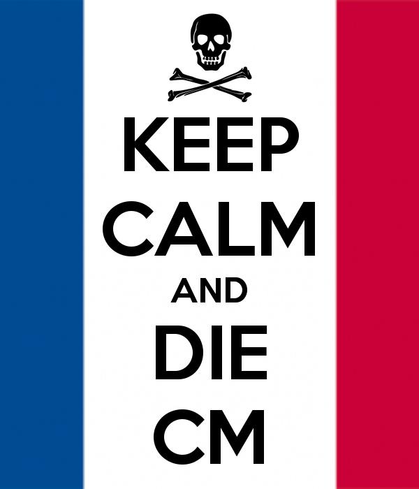 RIP #CM