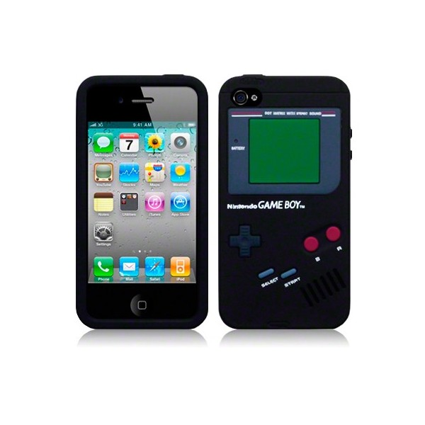 Gagner facilement une coque Game Boy pour iPhone 4/4S