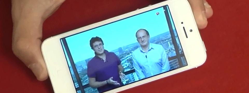 Découverte du nouvel iPhone d'Apple en vidéo