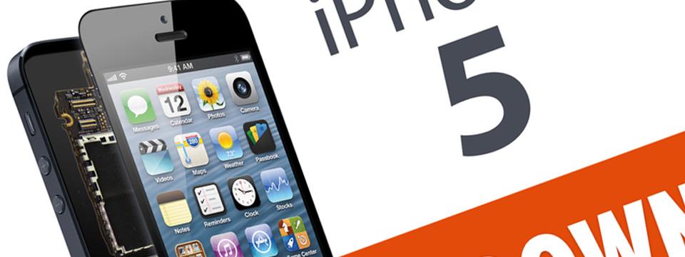 Comment ouvrir et démonter son iPhone 5 en vidéo