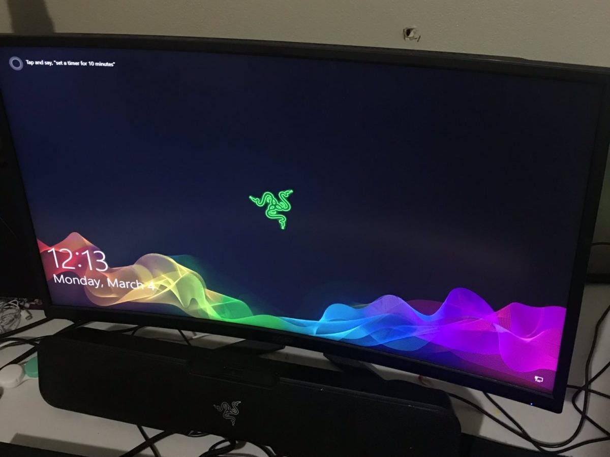 Cet écran MSI arrête les balles - et continue de fonctionner normalement !