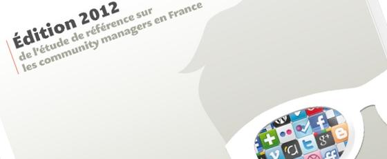 Enquête sur le community management en 2012