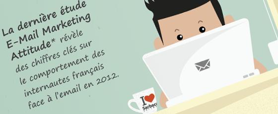 2012, français et e-mail