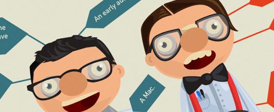 Geek, nerd, mode d'emploi