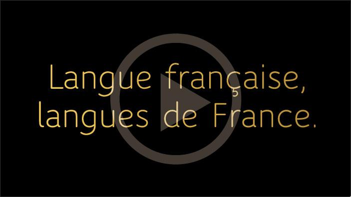 Le français langue vivante