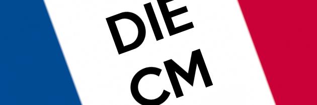 Adieu CM