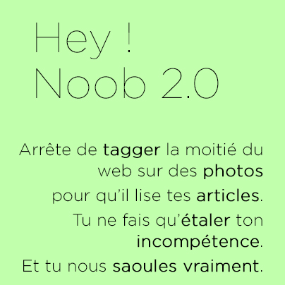 Hey noob
