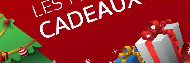 Infographies Noël 2012