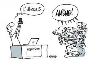 La religion de la pomme