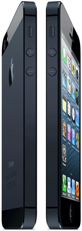 Apple dévoile son l'iPhone 5