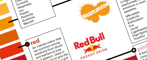 Symbolique des couleurs dans un logo