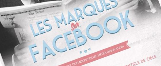 La France, Facebook et les marques