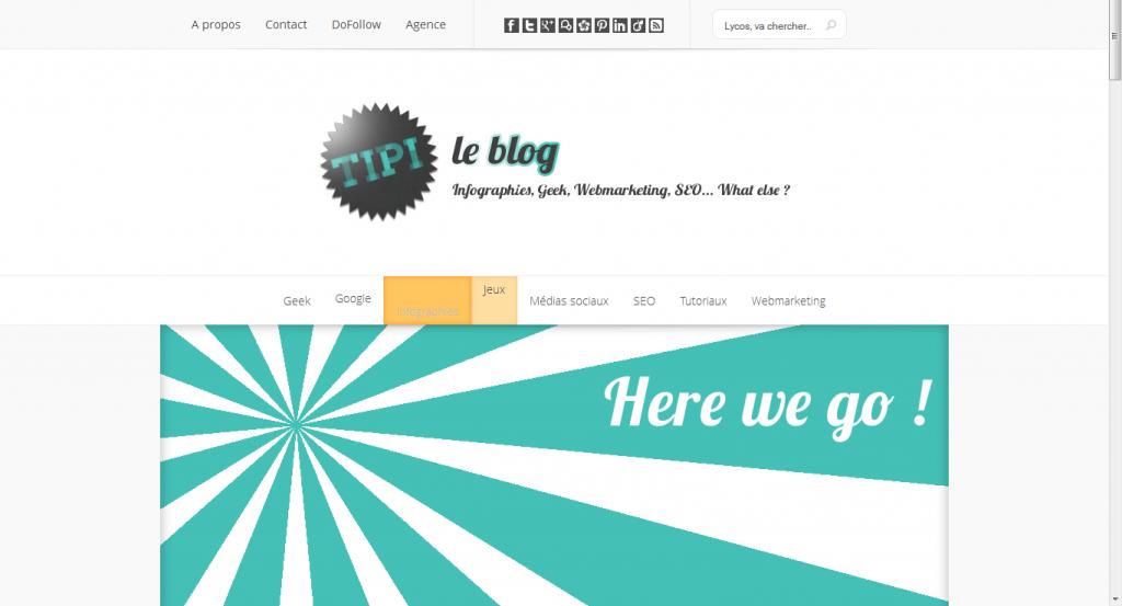 TiPi's blog change de design
