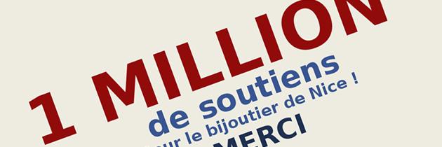 "Page Facebook ""Soutien au bijoutier de Nice"", l'arnaque ?"