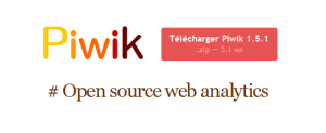 Piwik web analytics open source