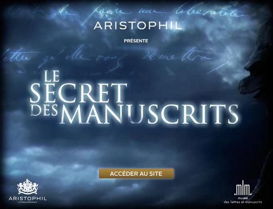 Que cache ce secret des manuscrits ?