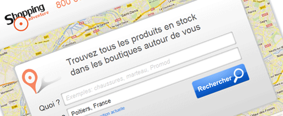 Shopping Adventure et le web-to-store