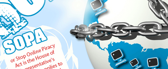SOPA et PIPA en infographie