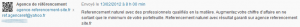 Exemple de spam comment