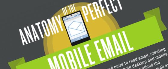 Anatomie du mail parfait pour mobile