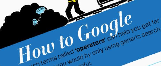 Les subtilités de la recherche Google