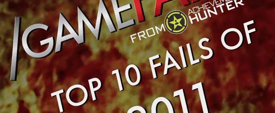 Les fails dans les jeux vidéos en 2011