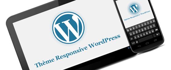 Top 5 des thèmes responsive WordPress les plus récents