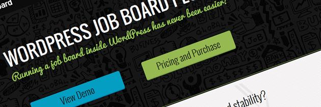 WPJobBoard : astuces version 4.X.X